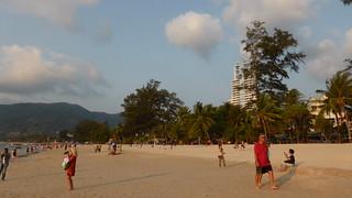 Image of Patong Beach. beach thailand phuket patong