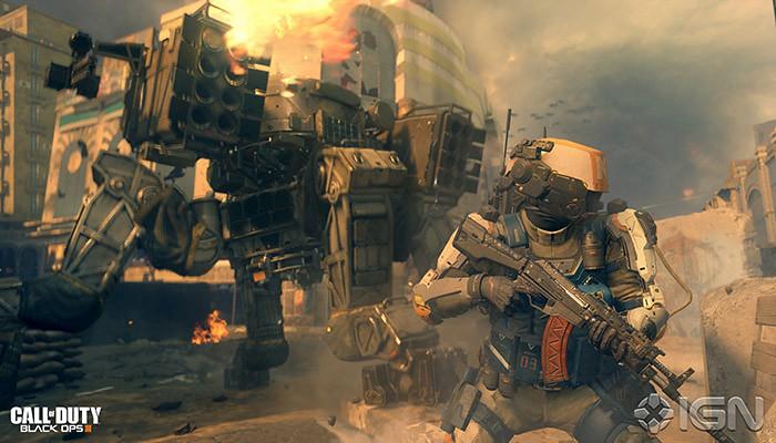 Call of Duty: Black Ops III - Novo trailer revela muita ação