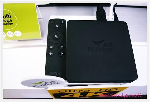 มีใครใช่ AIS Playbox 4K บ้าง
