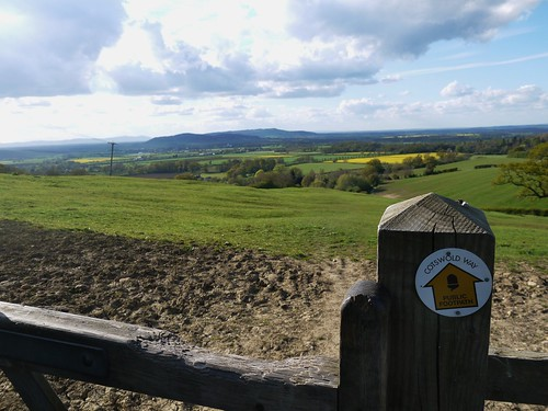 Cotswold Way on the Return