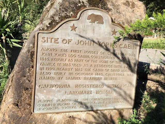 California Historical Marker #682