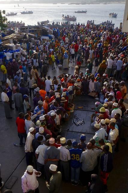 Kivukoni Fish Market 01