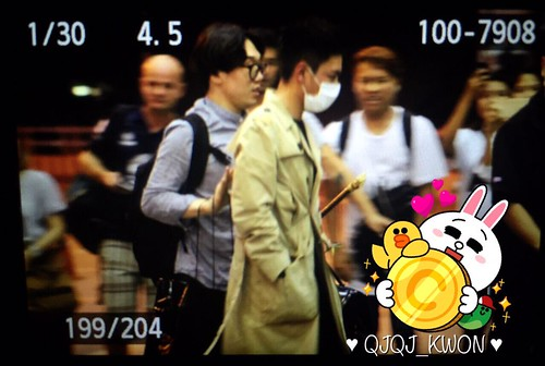 Big Bang - Thailand Airport - 13jul2015 - QjQj_Kwon - 05