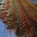 Magrathea shawl detail