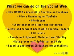 World Tourism Day: What we can do on the social web @UNWTO 09.2016