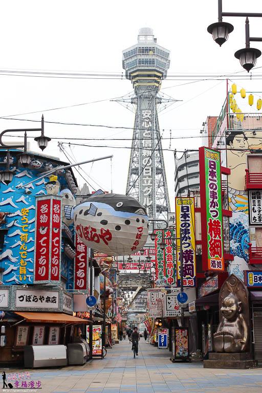 通天閣 日本大阪
