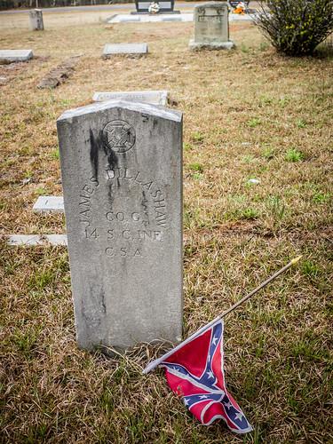 Dillashaw Confederate Soldier