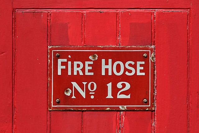 FIRE HOSE No 12