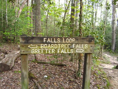 Falls Loop