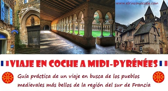Guía práctica de un viaje en coche a Midi-Pyrénées