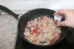 33 - Chilis addieren / Add chilis