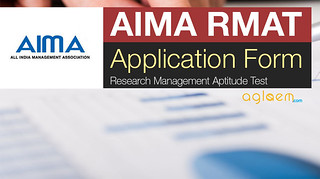 RMAT Application Form 2015 - AIMA Online Registration