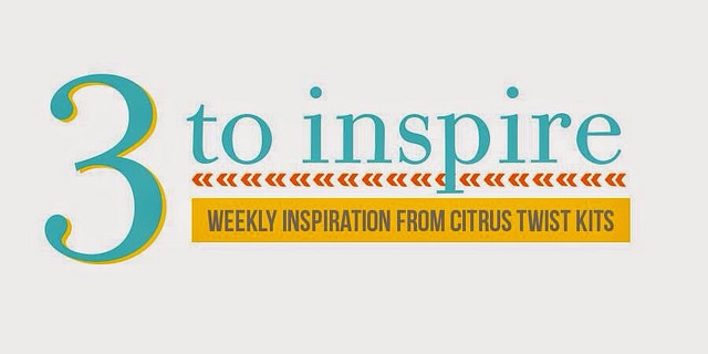 Citrus Twist Kits : 3 to Inspire
