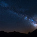 Milky Way Over the Hualapais by ljholloway photography