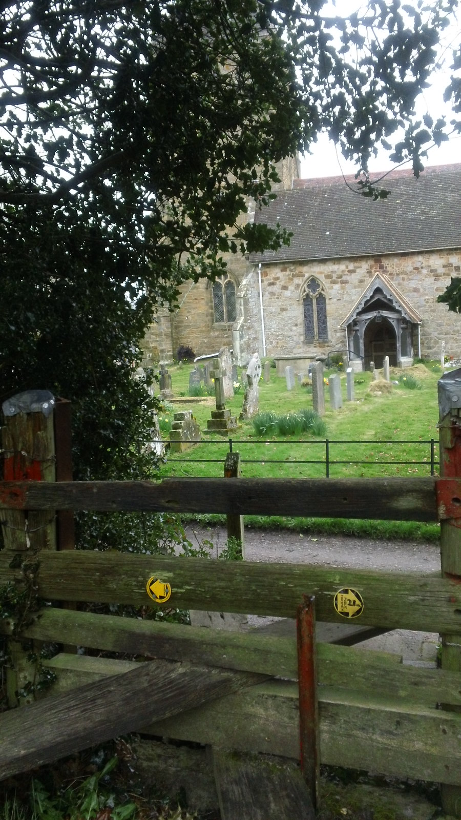 Church of St. Mary The Virgin, Hartfield, Kent