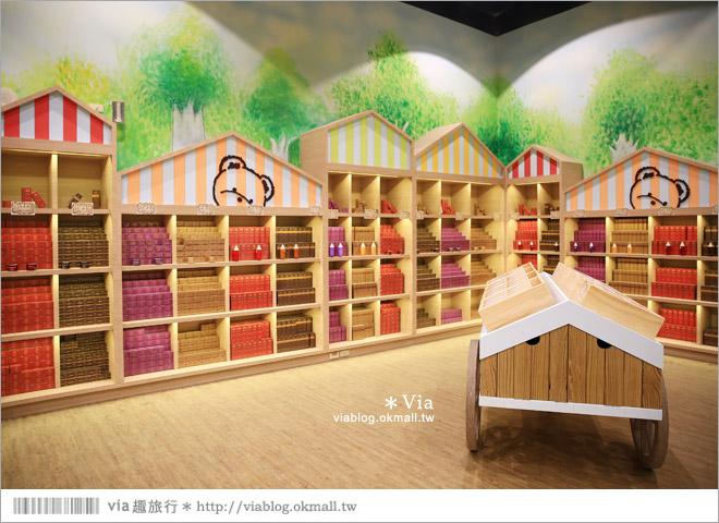【熊大庄】嘉義民雄熊大庄森林主題園區~新觀光工廠報到!小熊的童話森林真實版34