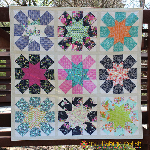 Saltwater Plume QuiltBliss