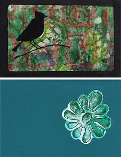 Art cards 17-18