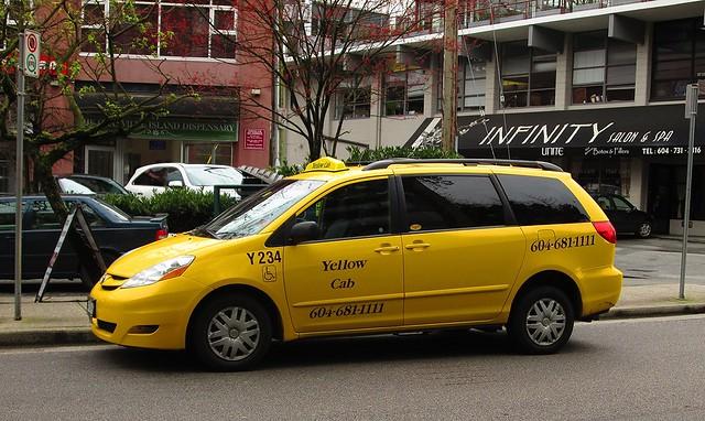 Yellow Cab 234