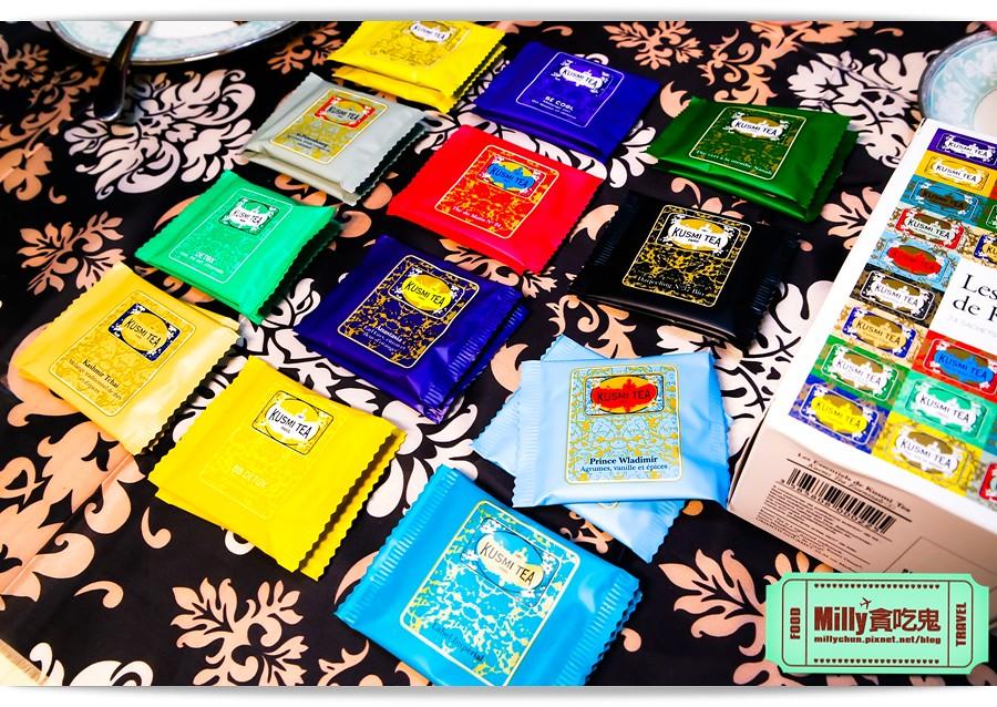 KUSMI TEA 特選暢銷風味茶包組0015