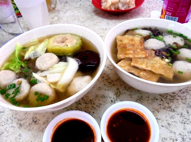 Yong tofu