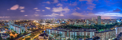 Bishan - From the Top