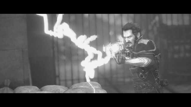 The Order: 1886 Photo Mode