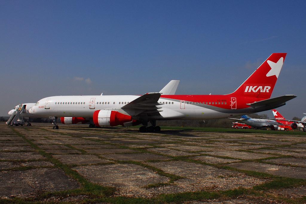 D-ALEQ - B752 - European Air Transport