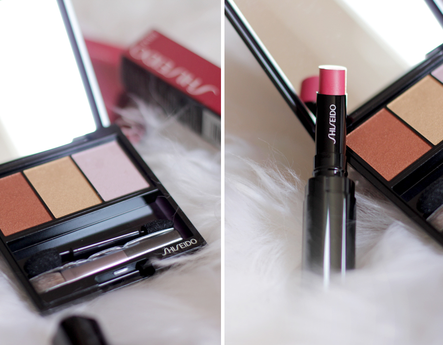 beauty favourites april products james bond 007 for women perfume redken shampoo shiseido lipstick eye shadow preval skincare ricarda schernus beautyblog blogger 2