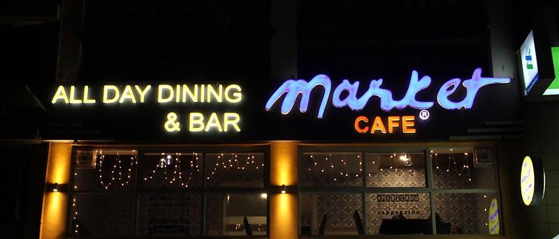 MARKET CAFE, GK 2, DELHI