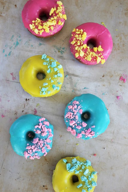 Easter Donuts