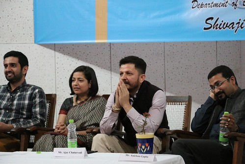 Optimum 2015, Shivaji College – An interaction with inspiring young change-makers