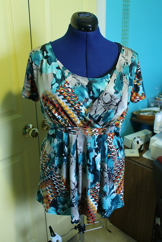 Simplicity 1469 on dummy