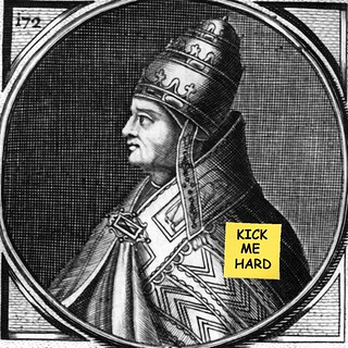 April 1, 1582: Pope Gregory XIII Invents April Fools' Day. Maybe.