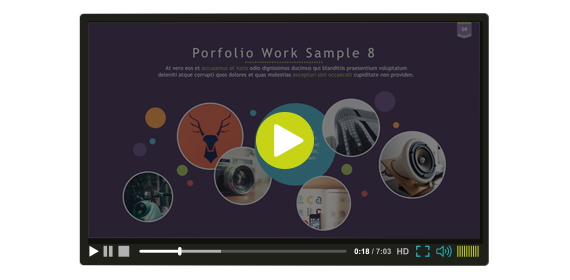 ISO - Multipurpose PowerPoint Template