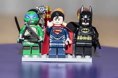 Day 18 - Lego Army