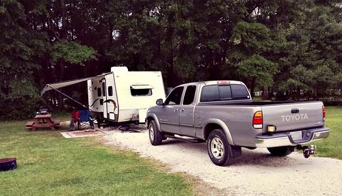 Setup in Savannah GA