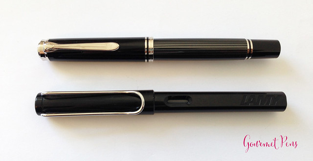 Review Pelikan Souverän M805 Stresemann Fountain Pen @AppelboomLaren (3)