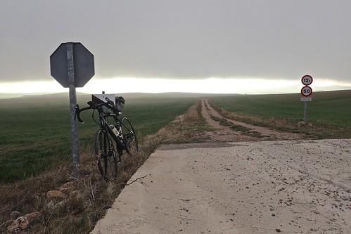 Gravel route