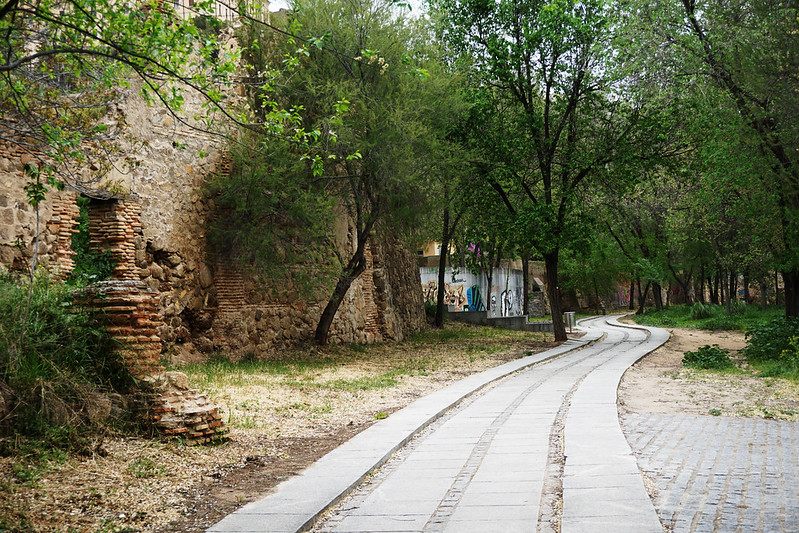 photo essay my favorite spanish city the ramble path to nature