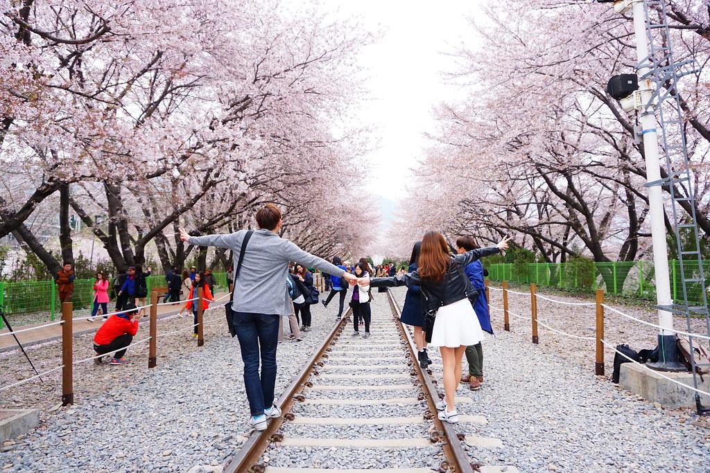 慶和車站-充滿了許多的情侶