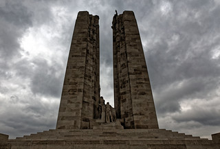 Canadian memorial, Vimy, France