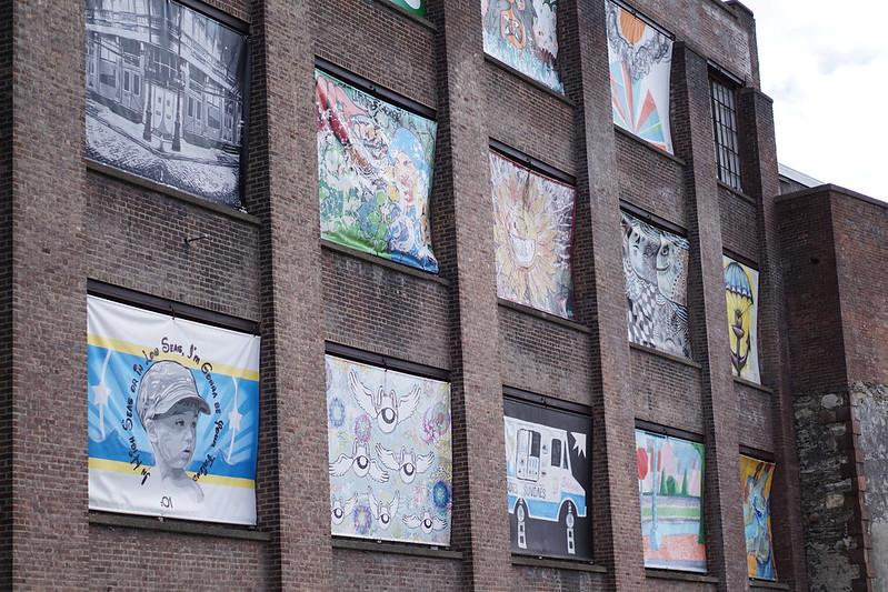 Art Gallery In Beacon NY