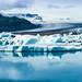Gletscher Island by linnemann-photography