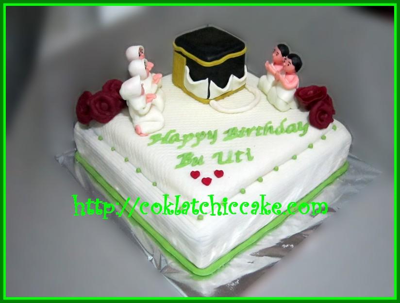 Cake Kabah Ibu Uti Coklatchic Cake