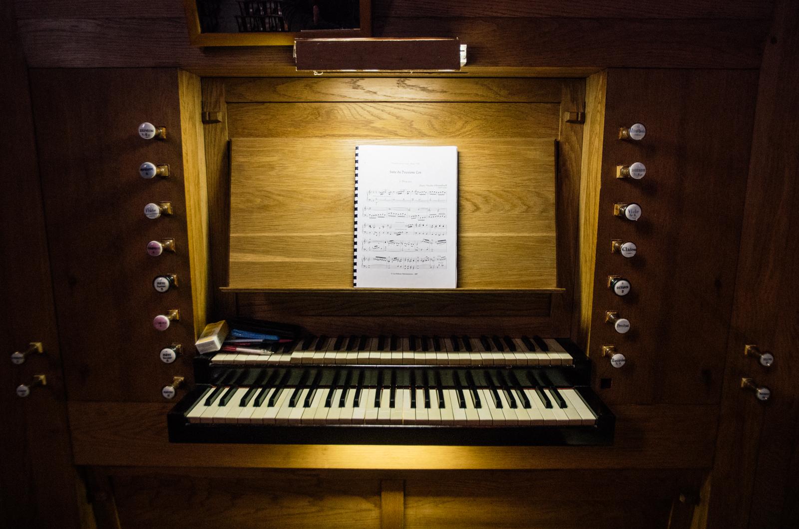 L'orgue de Montech - Carnet de voyage dans le Tarn-et-Garonne