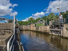 Waaiersluis - Hollandse IJssel - Rijksmonument