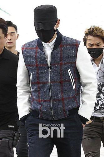 BIGBANG GDTOPDAE departure Seoul to Hangzhou Press 2015-08-25 115