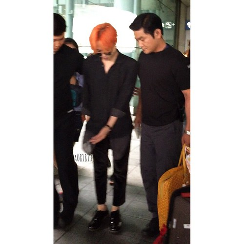 Big Bang - Incheon Airport - 13jul2015 - a081813 - 04