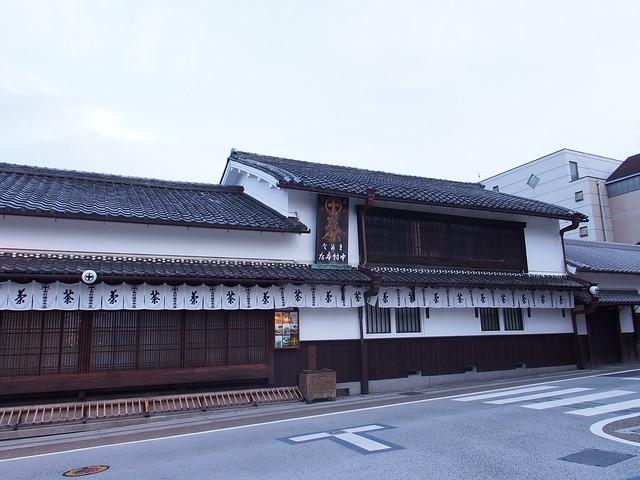 宇治的熱門抹茶商店-中村藤吉本店